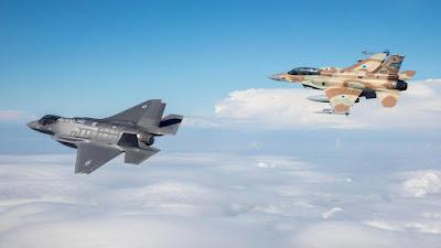 Defesa de Israel faz aquisição de mais 17 caças F-35 norte-americanos