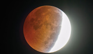10 january 2020 will be the first lunar eclipse of the year- इस वर्ष का पहला चंद्र ग्रहण 10 जनवरी शुक्रवार