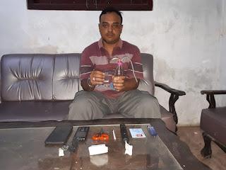Polres Lumajang Ciduk Warga edarkan Narkoba