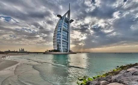 السياحة في دبي ... مدينة السحر والخيال.