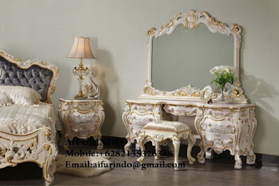 Indonesia Furniture Exporter,Classic dresser Furniture,French Provincial Furniture Indonesia code A162 sell Classic dresser indonesia furniture