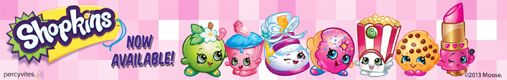 PercyVites Shopkins