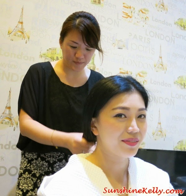 The Power of Treatments with L'Oreal Paris Pampering Session , L'Oreal Paris, Pampering Session, Power of Treatments