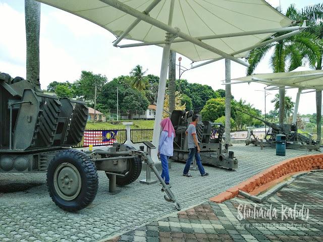 Muzium Tentera Darat di Port Dickson