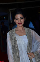 Samantha Ruth Prabhu cute in Lace Border Anarkali Dress with Koti at 64th Jio Filmfare Awards South ~  Exclusive 018.JPG
