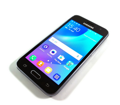Review Samsung Galaxy J1 2016