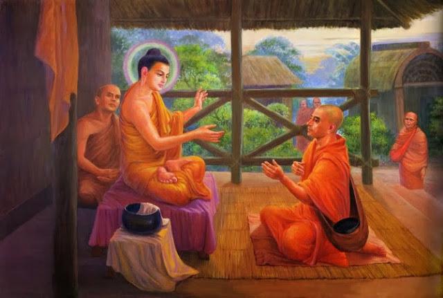 Đạo Phật Nguyên Thủy - Đường Xưa Mây Trắng - Chương 67: Nước biển chỉ có vị mặn