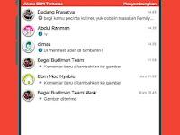 BBM MOD iMessenger V9.2.00 Apk Terbaru Unclone