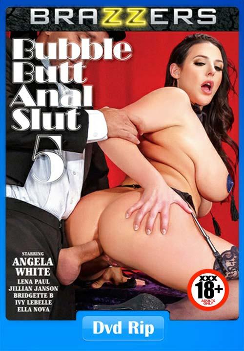 [18+] Bubble Butt Anal Slut 5 Adult Movie 2019 DVDRip x264