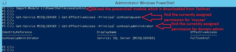 A Blog to a System Admin's Passion: Set Windows Service