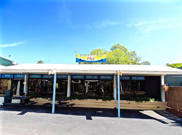 Restaurante e comidas no Miami Seaquarium em Key Biscayne