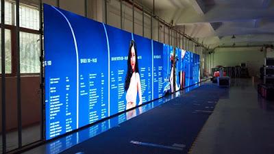 Nơi thi công màn hình led p2 indoor tại Tuyên Quang