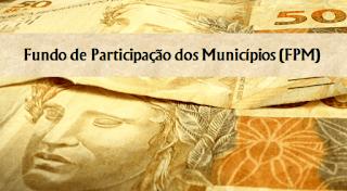 Municípios menos populosos da PB, receberão nesta sexta (9), 655 mil reais brutos; Nova Palmeira, Cubati e outros na lista; veja
