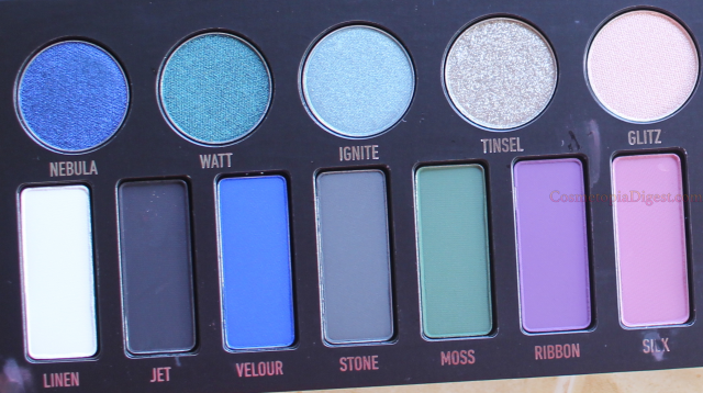 Kat von D Metal Matte Eyeshadow Palette Review, Swatches, EOTD
