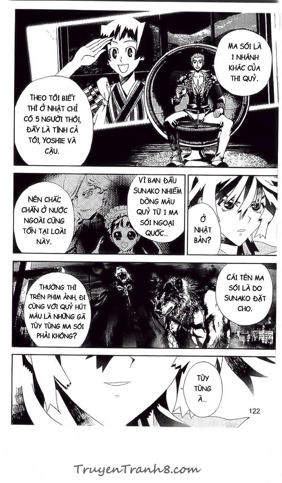 Shiki chapter 29 trang 25