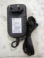 AC DC Adaptor Sagem Input AC 100V-240V Output DC 6V 2A