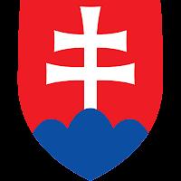 Logo Gambar Lambang Simbol Negara Slowakia PNG JPG ukuran 200 px