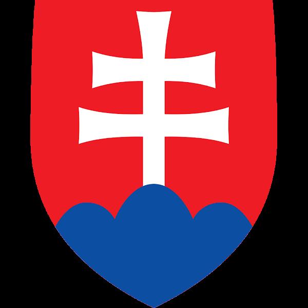 Logo Gambar Lambang Simbol Negara Slowakia PNG JPG ukuran 600 px