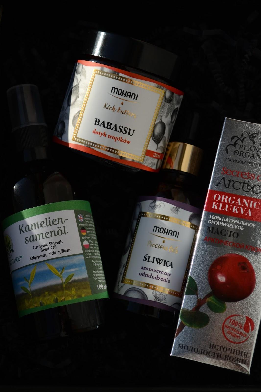 Zabezpieczanie włosów naturalnym olejem bez silikonów - moja opinia po kilku miesiącach
