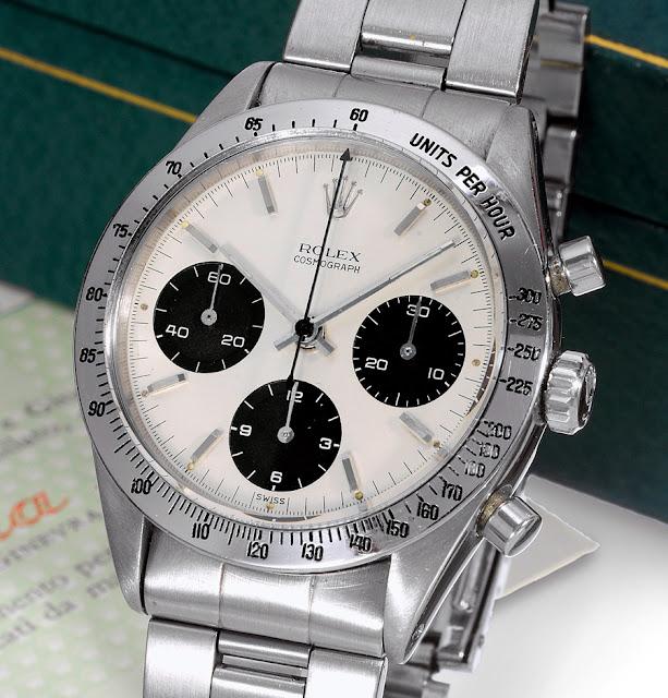 1963 Rolex Cosmograph ref. 6239
