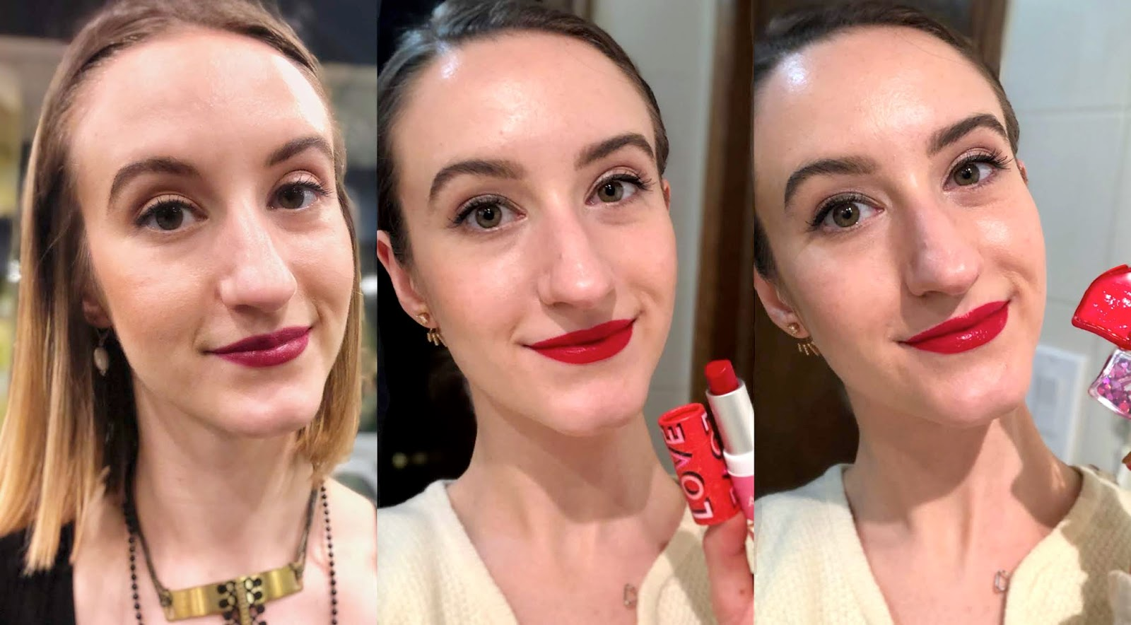 Avon Lipstick Review