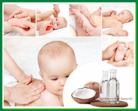 Minyak Kelapa Untuk Bayi