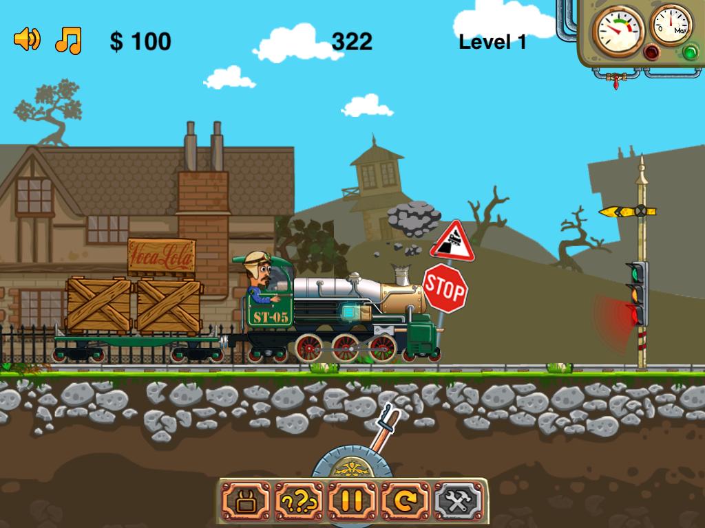 construct railway games