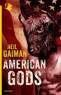copertina nuova edizione American Gods di Neil Gaiman