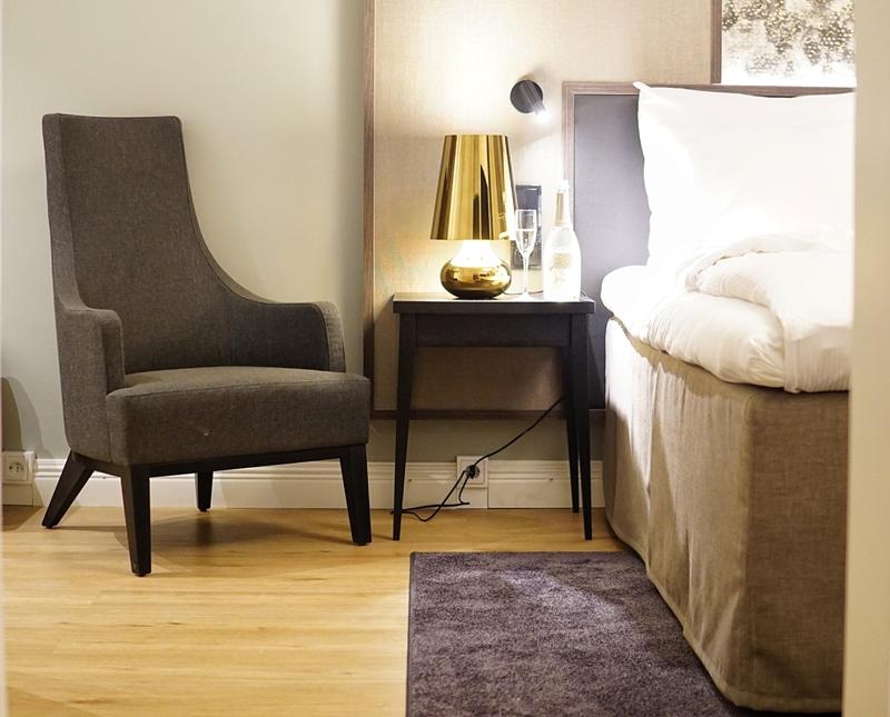 Hotel Sveitsi huoneet