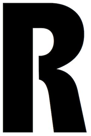 Cool Letter R De...R Design Letter