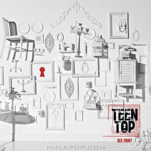TEEN TOP – RED POINT – EP (FLAC + ITUNES PLUS AAC M4A)