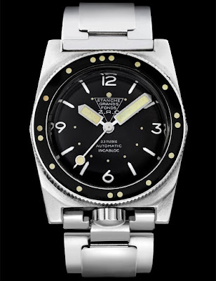 The Grands Fonds 300 watch by ZRC