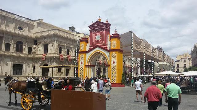 Corpus Cristi en Sevilla