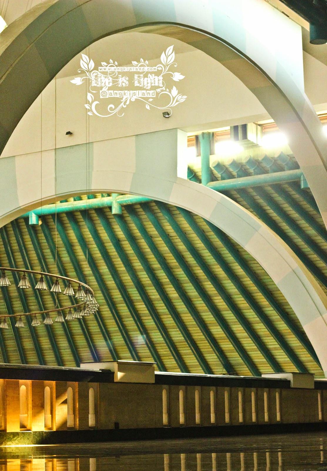 arsitektur Masjid Agung Jawa Tengah