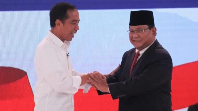 Jokowi Dinilai Offside Serang Pribadi Prabowo