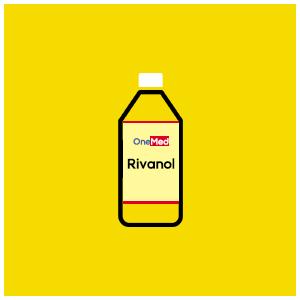 OneMed Rivanol : Etakridin Laktat 0.1%