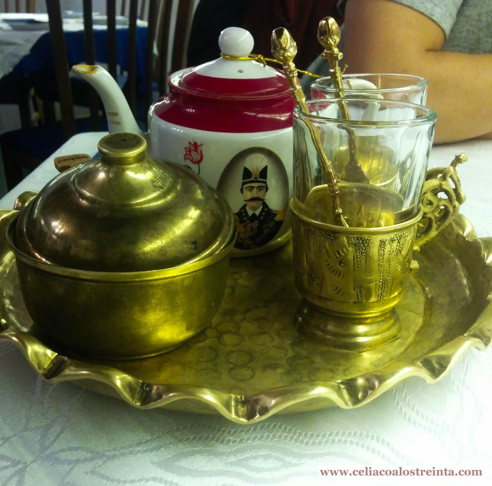 Restaurante Persa - Iraní Sin Gluten en Alcobendas