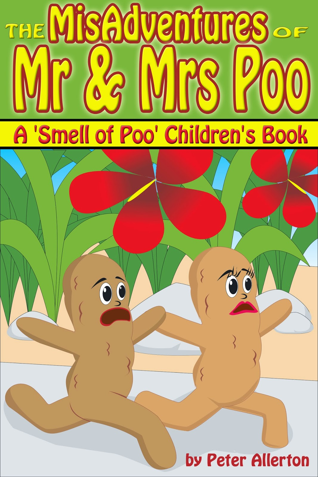 funny children's adventure story book