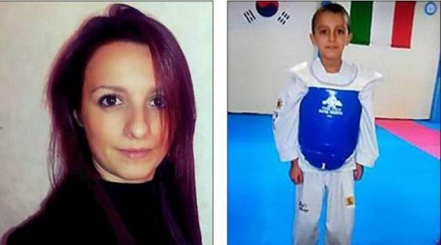 قتلت ابنها بسبب اكتشافه لسر خطير! ادعت انها اوصلته للمدرسة صباحا