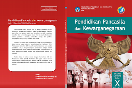 Download Buku Paket PPKn SMK Kurikulum 2013 Revisi 2016