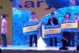 Takdir Menjadi Juara : Pengalaman Juara 1 Lomba Kompetensi Siswa SMK Tingkat Nasional 2015