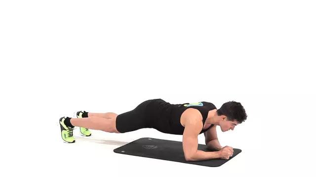 Manfaat Plank Untuk Tubuh Bisa Mengurangi Stres