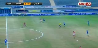 اهداف مباراة  الاهلى والداخلية 2 - 1 فى كأس مصر Ahly.vs.dakhilis