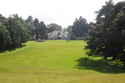 Another view of Golf Course at Shillong