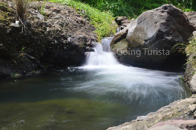 Bangka Bangkaan Falls