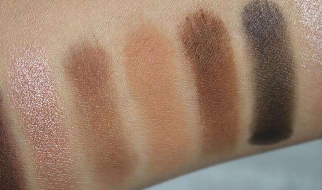 матовые тени, макияж на каждый день и в офис