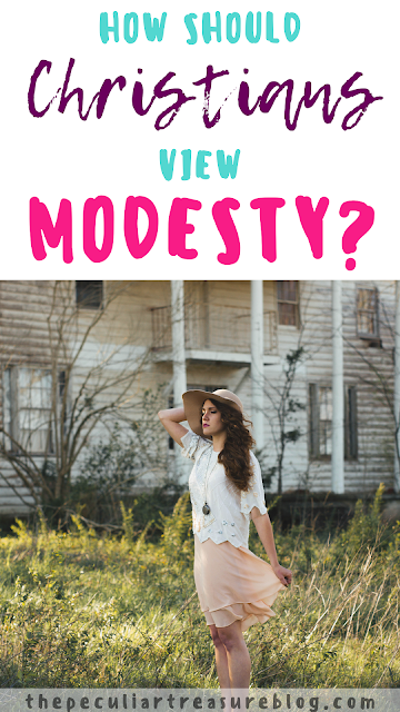 How-should-Christians-view-modesty?