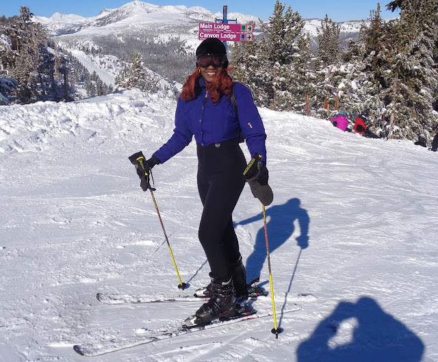 Mammoth Mountain Ski Trip