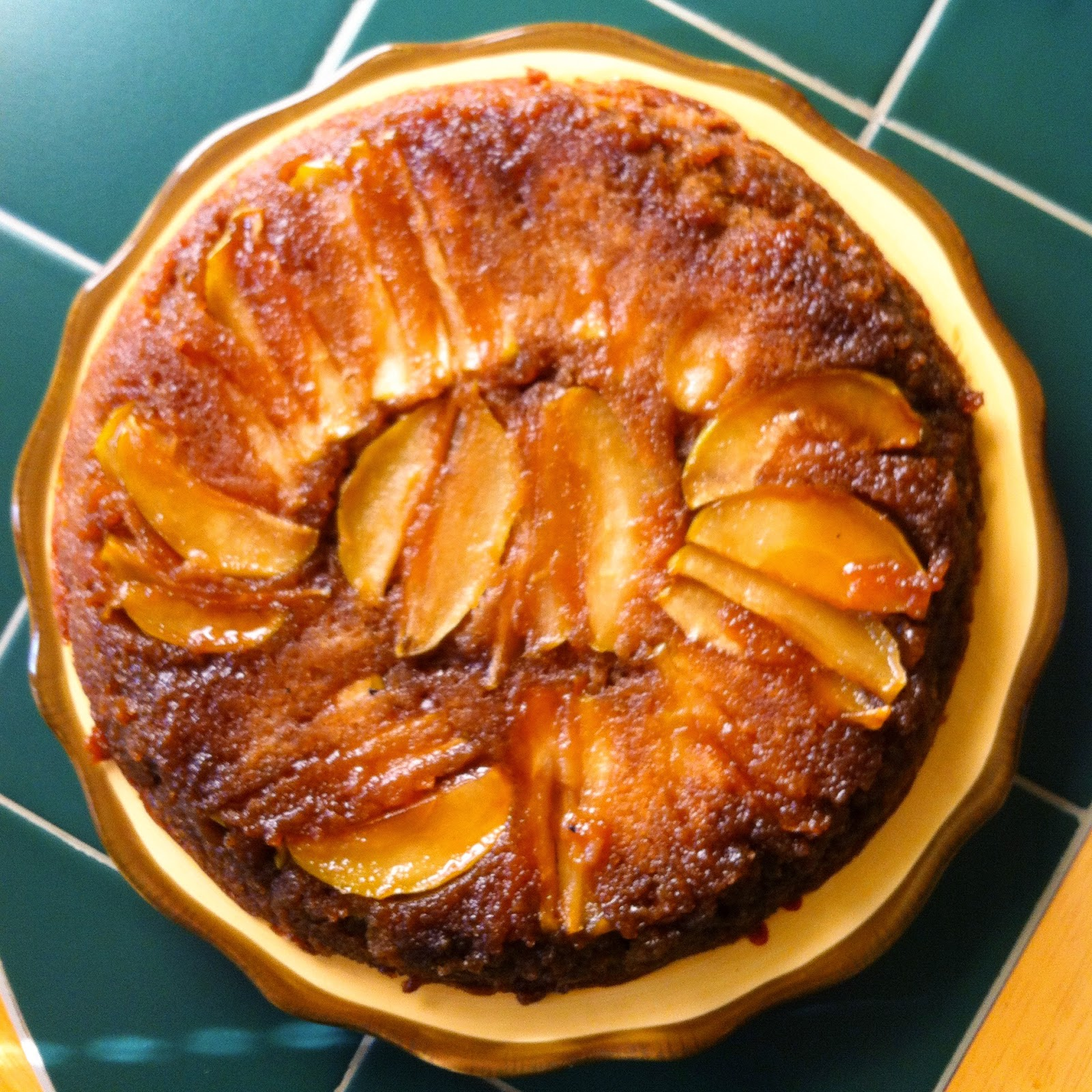 Iron Skillet Apple Cake Recipe