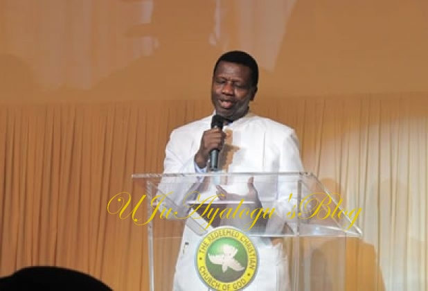 I Still Iron My Wife's Clothes — Pastor Adeboye